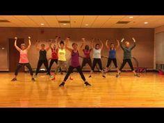 Zumba Tanzvideos zur Gewichtsreduktion