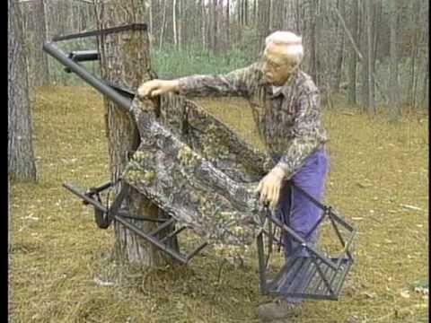Tree Lounger  treestand seat
