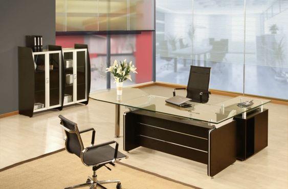 Moderne luxus büro  Dimensionen bei dem Büromöbel Design - büromöbel design modern ...
