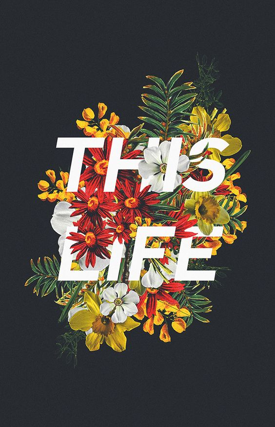 this life by Edgar Hernandez — Designspiration