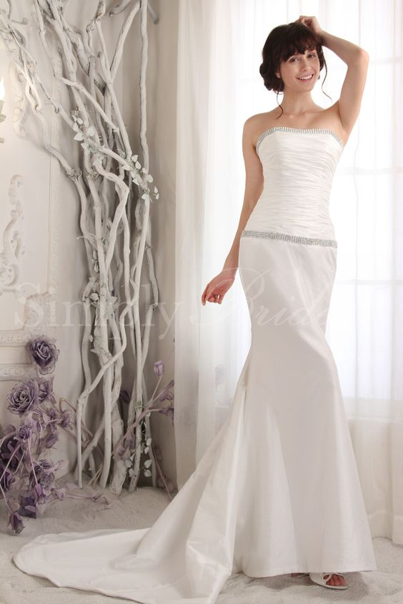 $215.99 w/o shipping, $255.99 w/ shipping ~ Name: Brianna Gown.  SKU#: 80051.  Silhouette: Mermaid/Trumpet.  Neckline: Straight.  Train: Court.  Fabric: Taffeta.  Back Closure: Back Zipper.