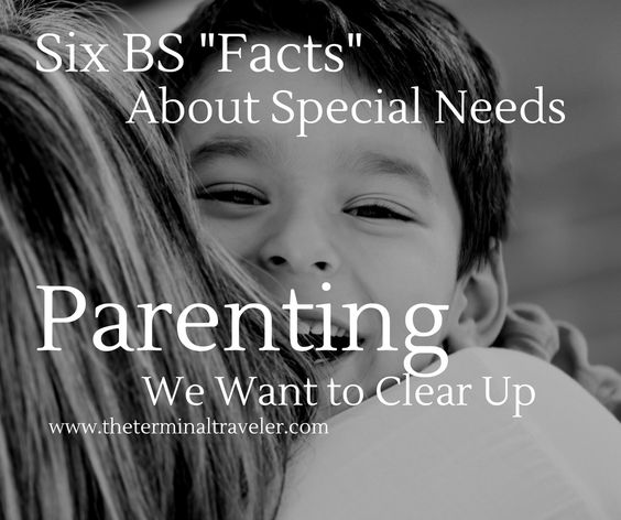"Special needs families, we have all ran into them. The families with ""that kid""…"