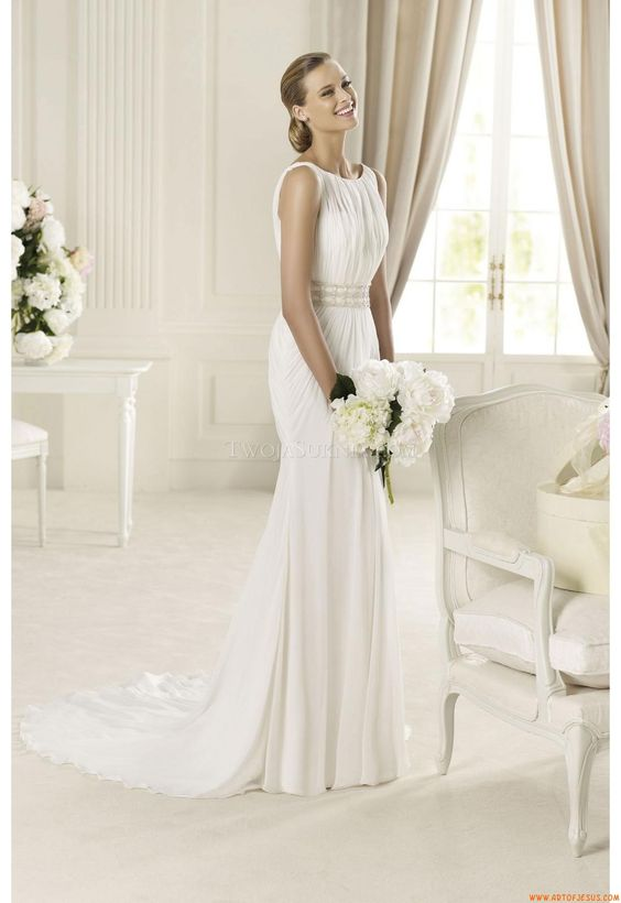 Wedding Dresses Pronovias Dadiva 2013