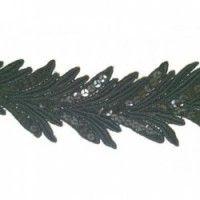 Guipure dentelle au m tre guipure pour habillement for Guipure noire au metre