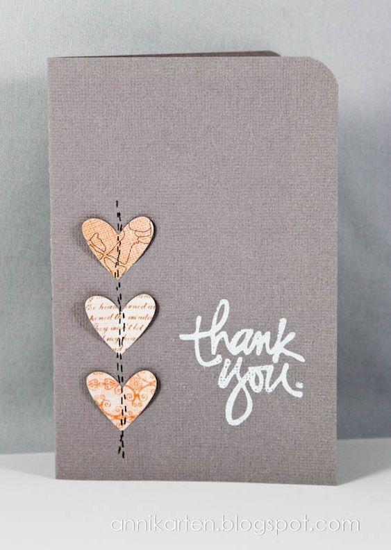 "n2s : add 2 more hearts ♥ Karte von Anika Lerche für www.danipeuss.de | Technique Tuesday Ali Edwards ""Fabulous"""