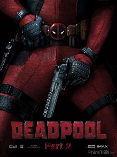 Phim Quái nhân Deadpool 2