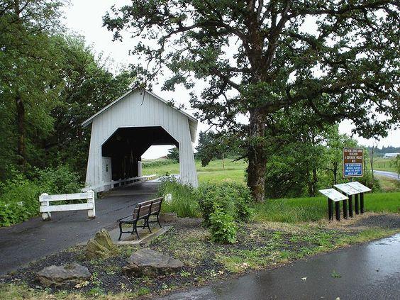 Irish Bend Covered Bridge
