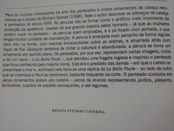 Penteados - CIDREIRA, Renata Pitombo. A sagração da aparência. Página 30