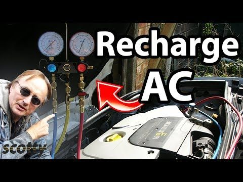 How To Retrofit Air Conditioning In Cars To New Refrigerant If You Ve Need To Make A Major Repair To Yo Ac System Air Conditioning System Car Air Conditioning