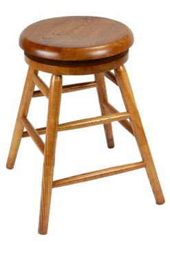 Understated simplicity allows this backless stool to blend into any casual setting Peters Billiards Minneapolis