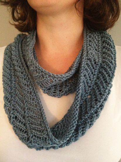 Knitting Patterns Galore - Sweet Memories Cowl Knit?Cowls?Infinity Pinter...