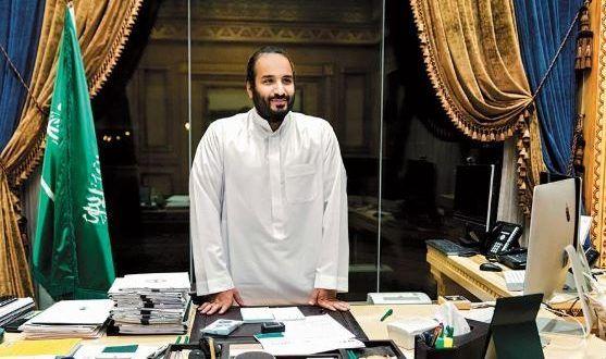 صورة شبيه ولي العهد محمد بن سلمان تثير الجدل Kral Suudi Arabistan Anne