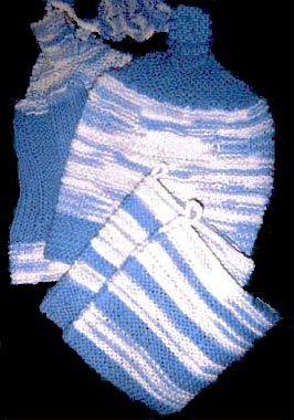 Free Knitted Hanging Dish Towel Patterns : Hanging Kitchen Towel Knitting Pattern Crocheting and Knitting Ideas Pint...