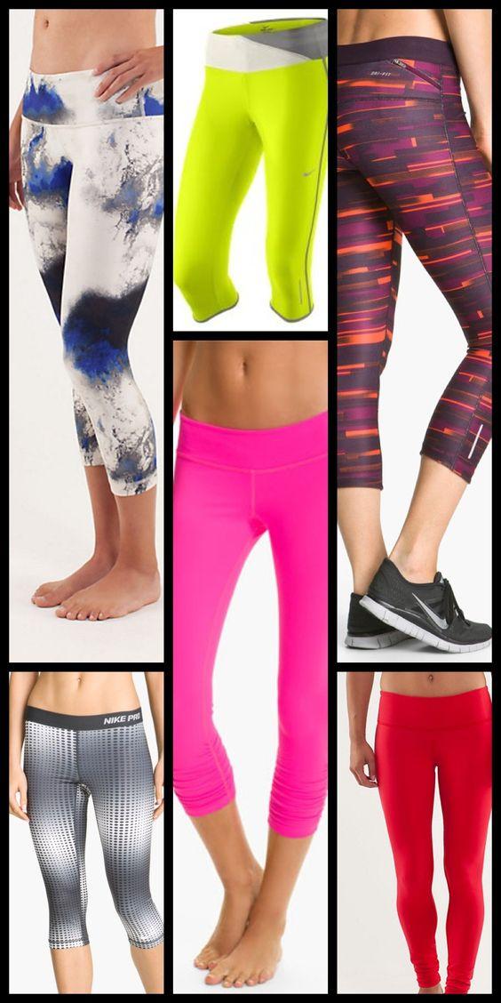 Fun fitness leggings
