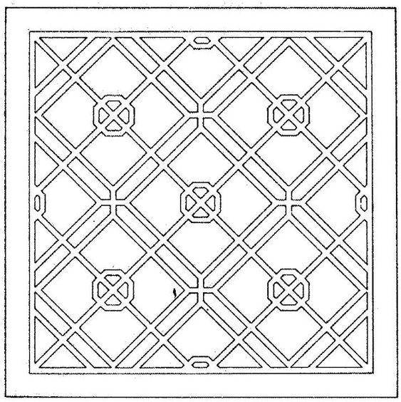 images of printable geometric coloring pages  Geometric Shapes