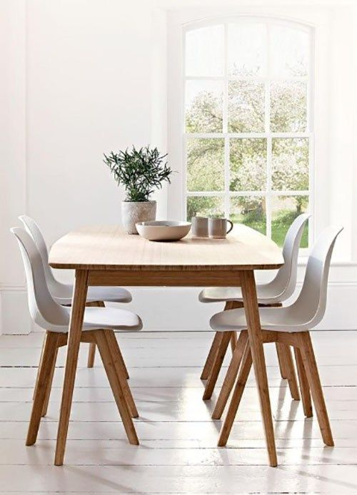 With A Range Of Designs And Products Of Course Selecting A Table Collection Is Not As E Scandinavian Dining Table Scandinavian Dining Room Danish Dining Rooms