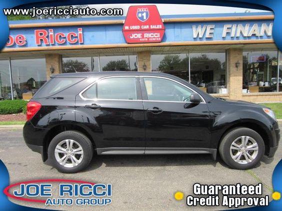 2012 Chevrolet Equinox Detroit, MI | Used Cars  Loan By Phone: 313-214-2761