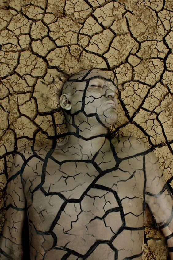 Amazing body art inspired by nature.: