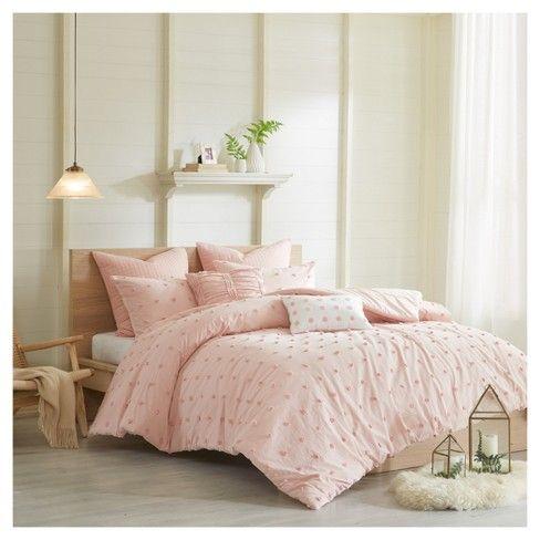 Pink Kay Comforter Set Twin Twin Xl Comforter Sets Duvet