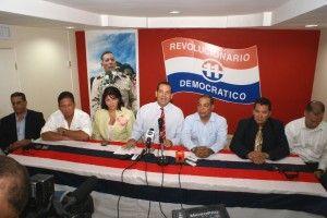 PRD conmemora su 33 Aniversario de fundación  Joaquín Vásquez hizo una invitación a todo la membrecía del PRD para conmemorar el 33 Aniversario de fundación del colectivo, en Santiago de Veraguas