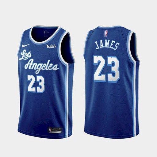 Lebron James #23 Los Angeles Lakers Basketball Jersey Mens Jerseys Sports Set