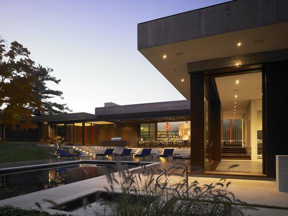 Private Residence - Grunsfeld Shafer Architects