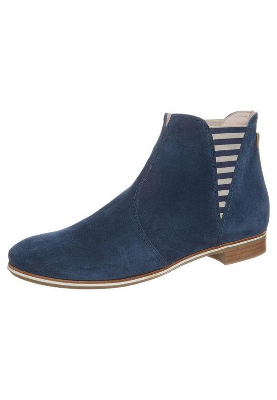 Donna Carolina - Stiefelette - oregon azzuro