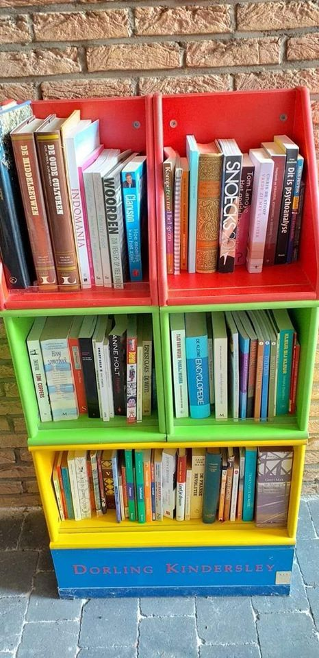 Boekenkast Kapellen