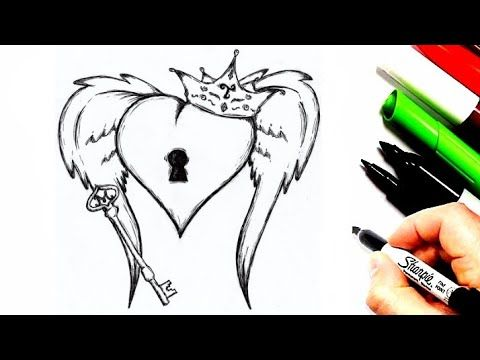 How To Draw Easy How To Draw A Heart Easy Drawing Draw So Cute Drawing Tutorial Youtube Drawing Tutorial Easy Drawings Cute Drawings