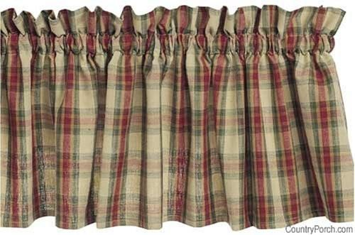 Park Design Cinnamon Curtain Collection Valance Curtains Curtains Country Style Curtains