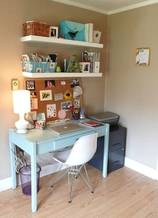 Home Office Furniture Ideas For Small Spaces Desk Space With Desks