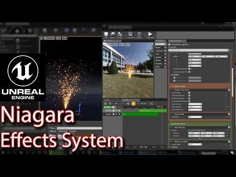 Niagara Effect System In Unreal Engine Part 01 Youtube Unreal Engine Video Game Development Engineering