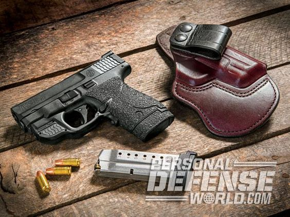 Enhancing the compact Smith & Wesson M&P Shield 9mm with top-notch upgrades for everyday carry.