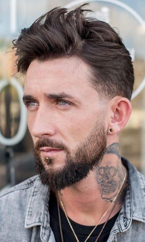 45 Stylish Hipster Hairstyles For Men 2020 Erkek Sac Kesimleri