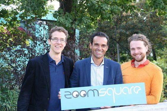 Alberto Sanz und Arne Kahlke steigen bei Wohnungssuche-Startup zoomsquare ein