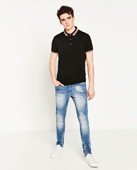 Imagen 1 de DENIM SKINNY FIT de Zara