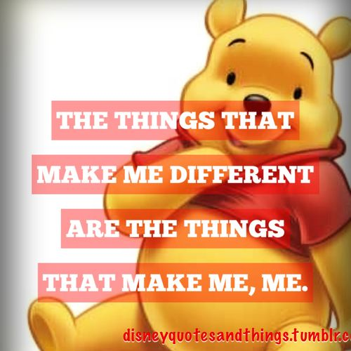 """If Things Were Different Quotes: """"The Things That Make Me Different Are The Things That"""
