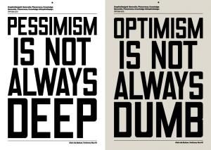 Alain de Botton & Anthony Burrill