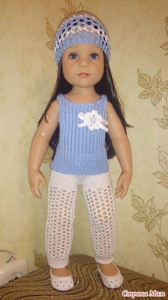 Обновили гардероб - Гардероб для куклы - Страна Мам