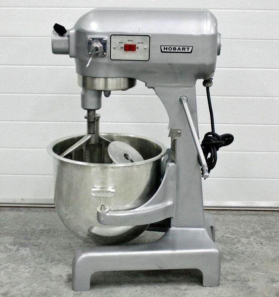 Dough mixer hobart 20 quart mixer toronto bakery and for Kitchen designs hobart