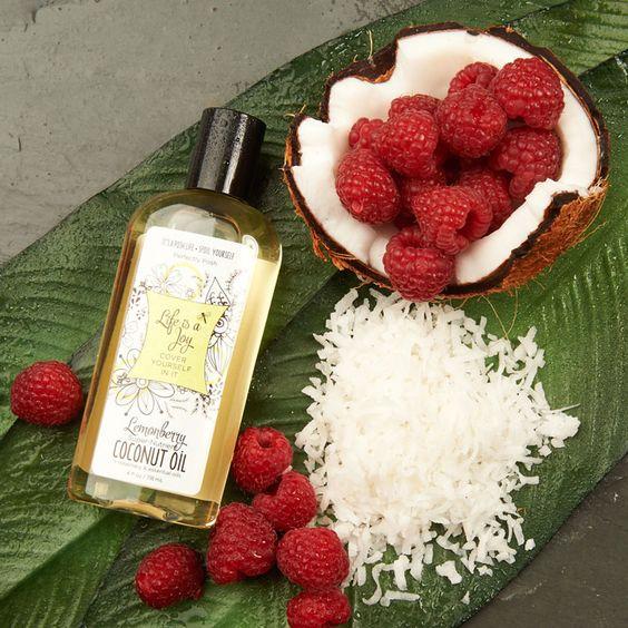 Posh Life Coconut Oil   Perfectly Posh