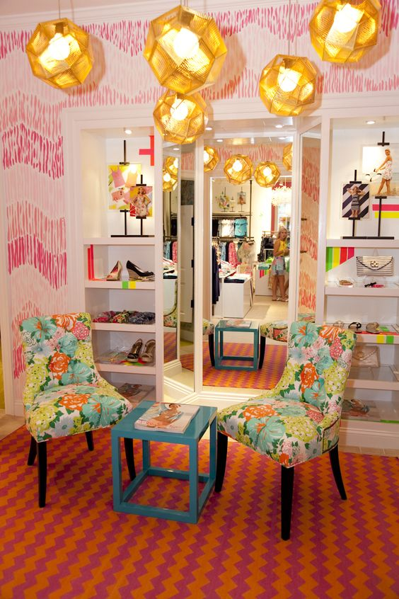 dressing room at lilly pulitzer westchester - Google Search