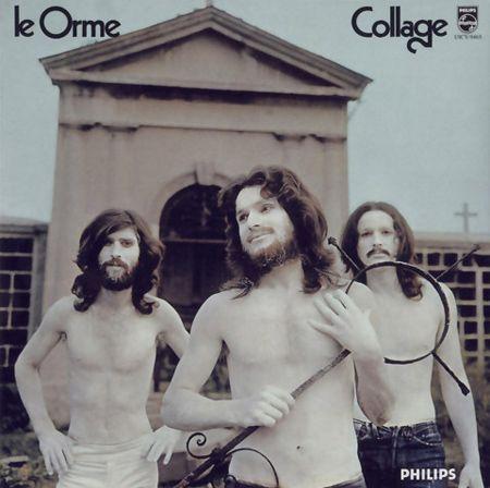 Le Orme  Collage (1971)  Temi difficili e scottanti nel primo disco progressive italiano