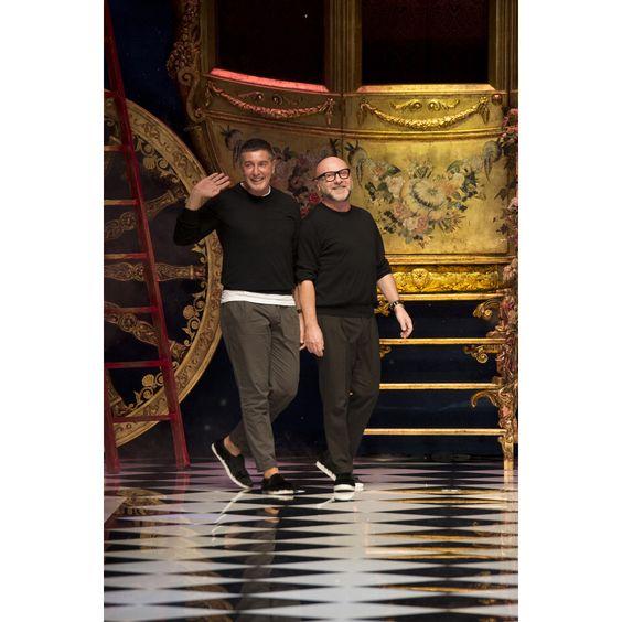 Dolce & Gabbana  #VogueRussia #readytowear #rtw #fallwinter2016 #DolceGabbana #VogueCollections
