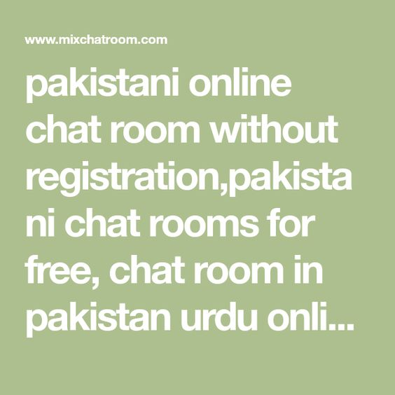 Chatfamily Free Chat Room