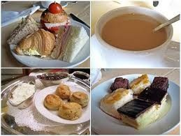 Tea & cakes oh my!