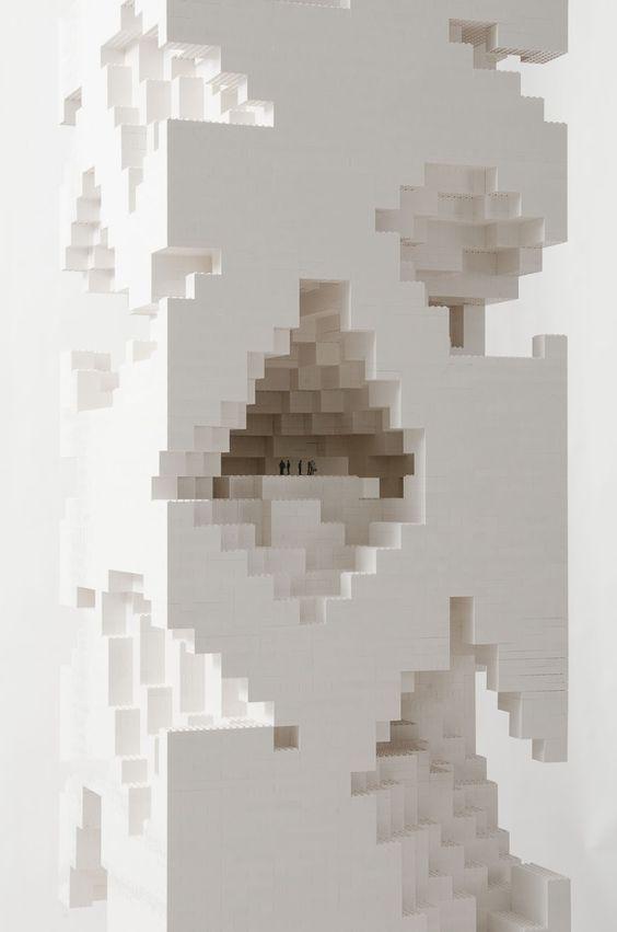 Lego art by Krads