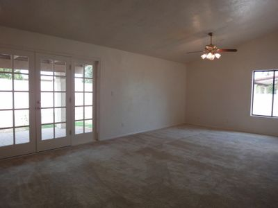 Master Bedroom- September 2010