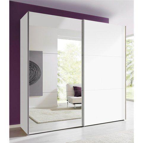 Armoire Coulissante Miroir Armoire Penderie Moderne De 2 3 Portes