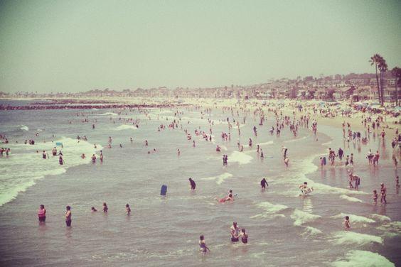 Newport Beach, LA